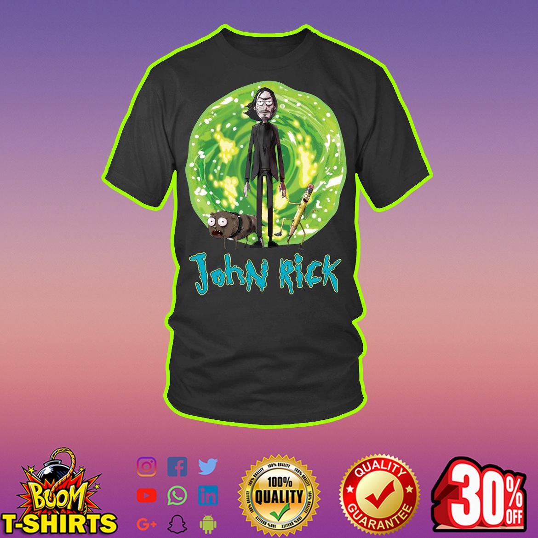 John Rick shirt