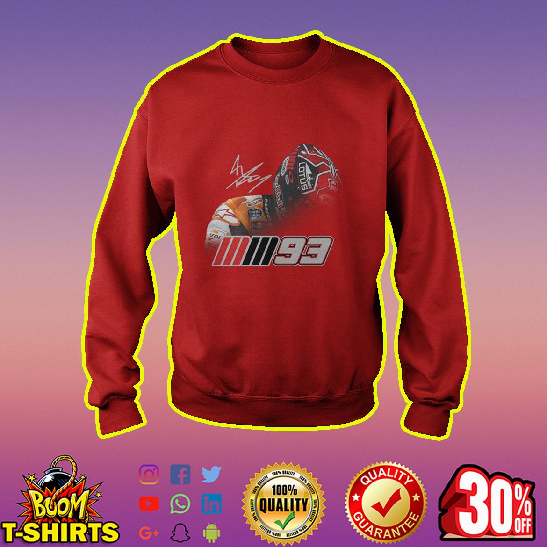 Marc Marquez MM93 Signature sweatshirt