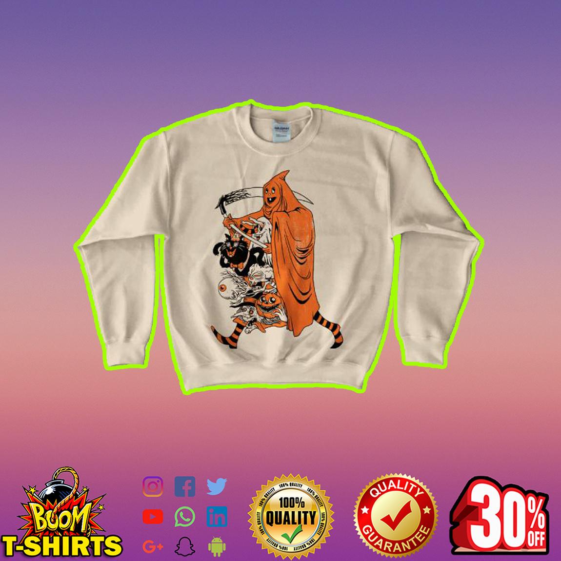 Saint Halloween Sweatshirt