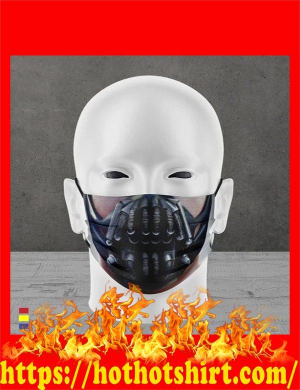 Villain face mask