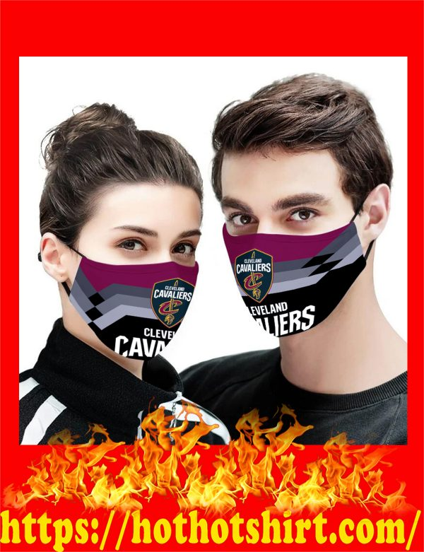 Cleveland Cavaliers NBA face mask