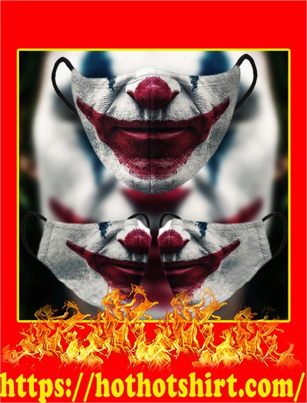 Joker hahaha 3d printed face mask