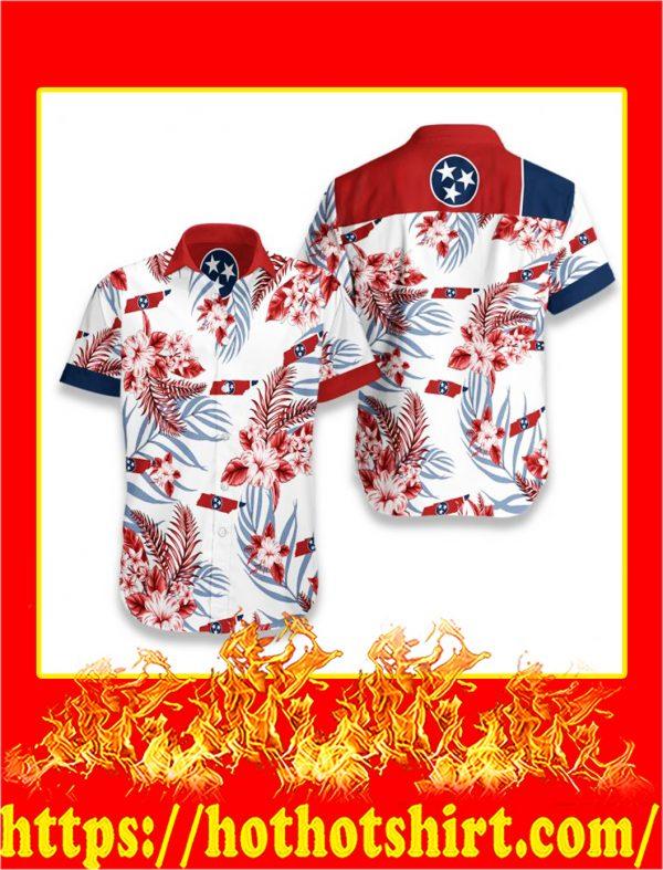 Tennessee proud hawaiian shirt