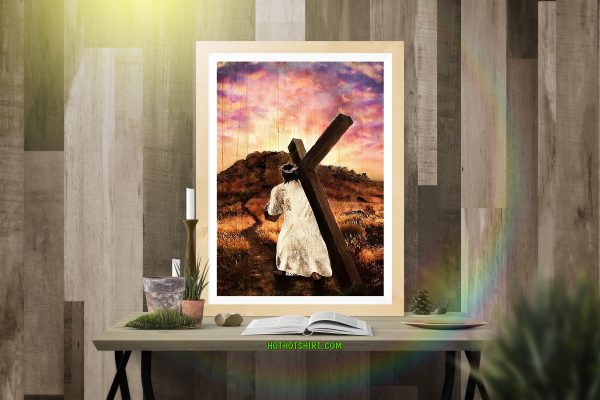 Jesus - faith in jesus canvas 1