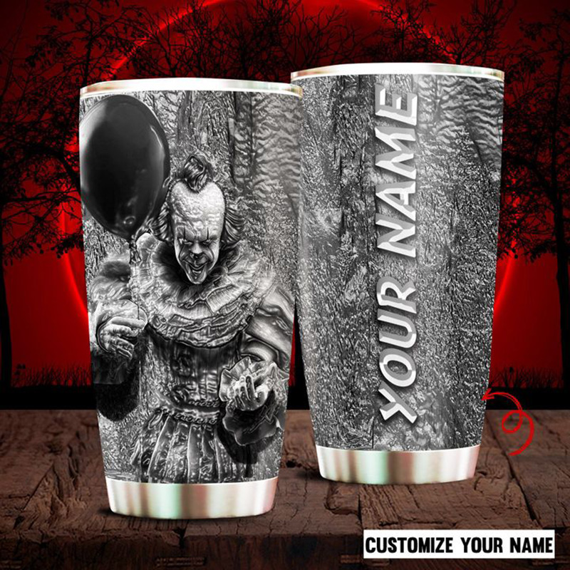 IT-Clown-Halloween-Custom-Name-Tumbler-1