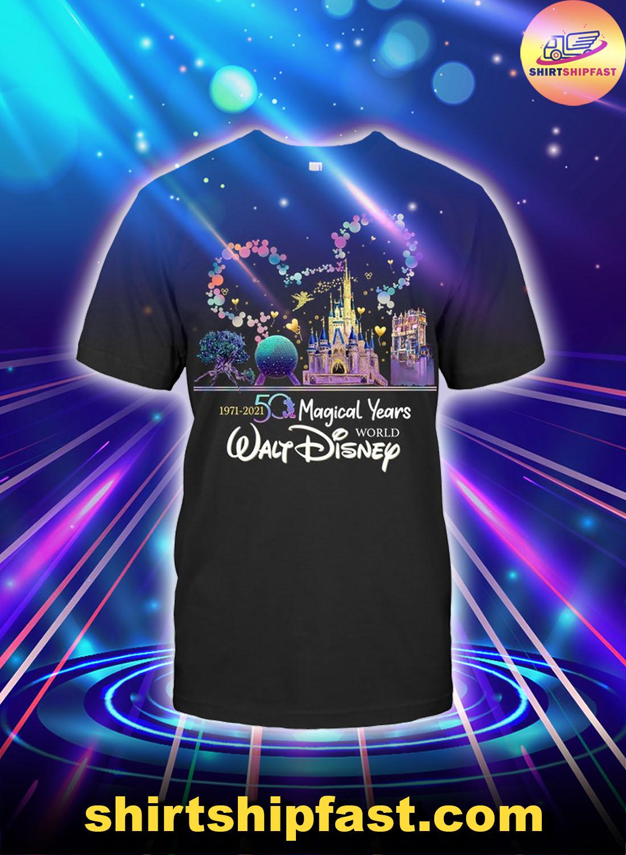 1971-2021-50-magical-years-Walt-Disney-World-shirt-1