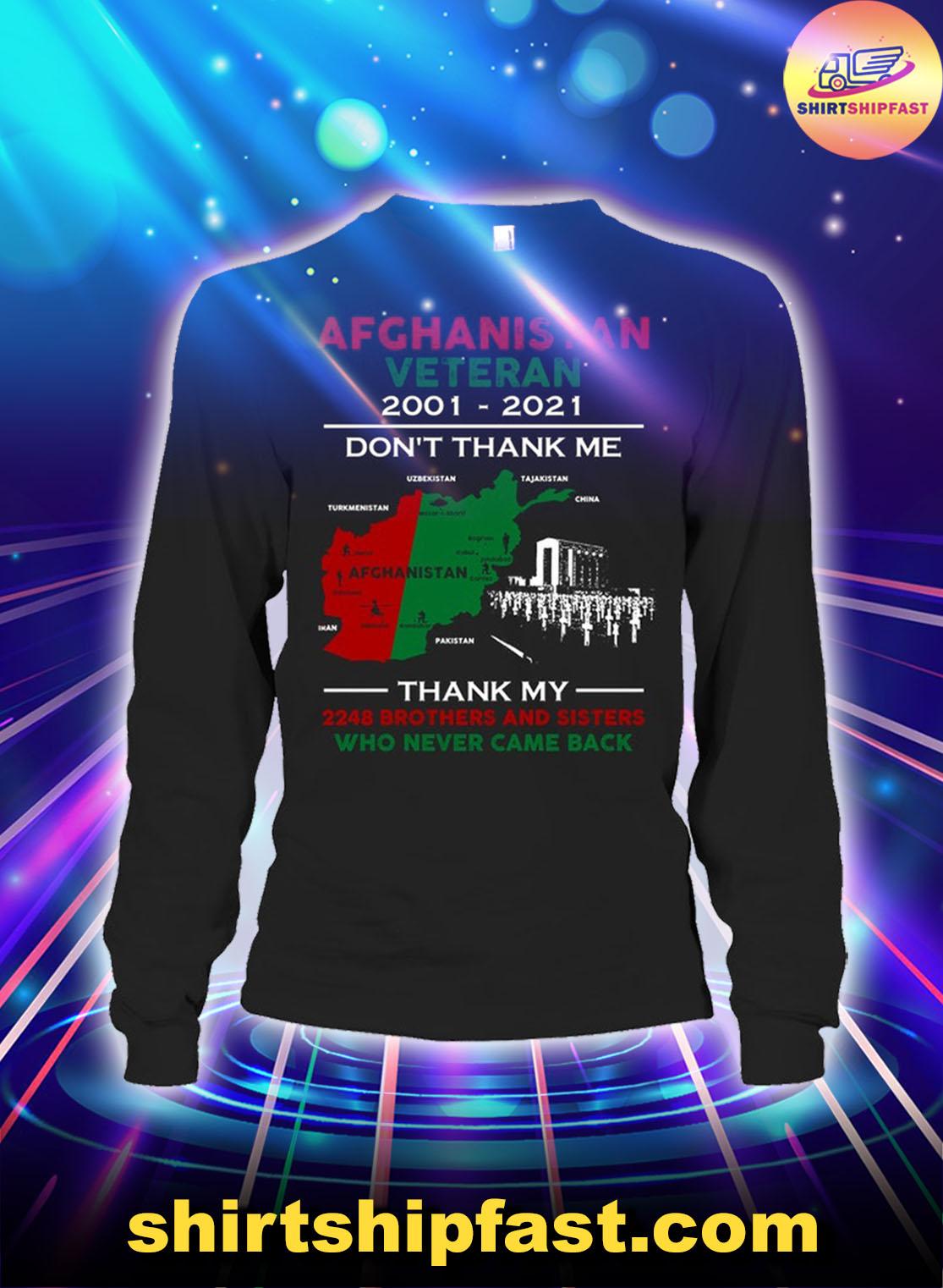 Afghanistan-veteran-2001-2021-dont-thank-me-long-sleeve-tee-2