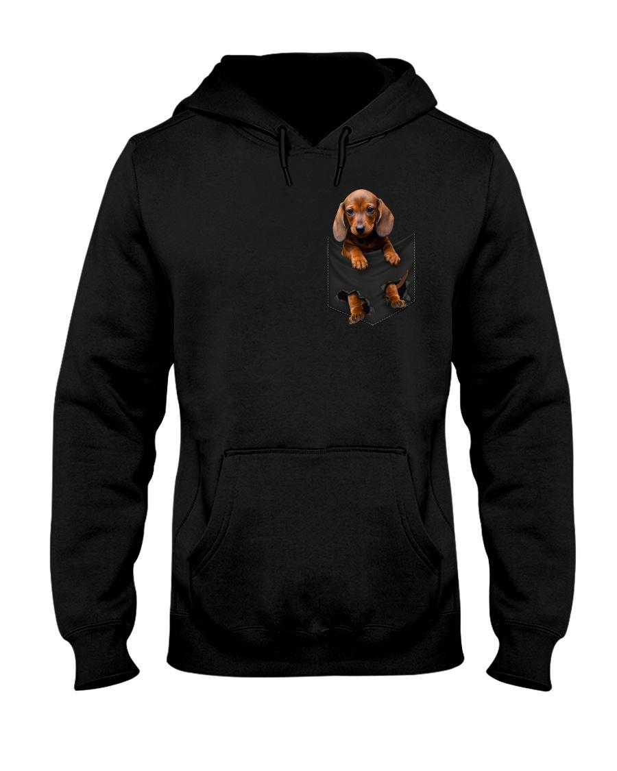 Dachshund-In-Pocket-Classic-hoodie-2