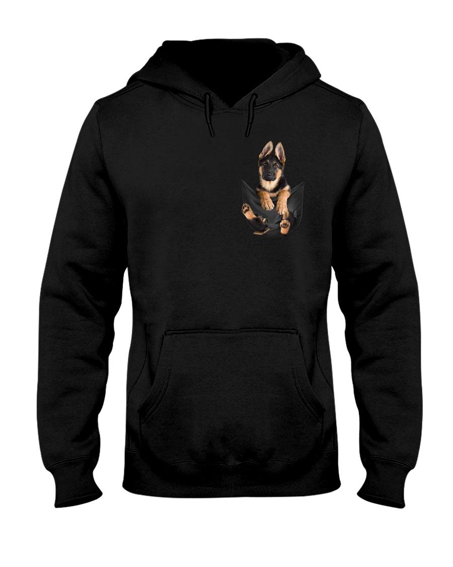 German-Shepherd-In-Pocket-Classic-hoodie-1