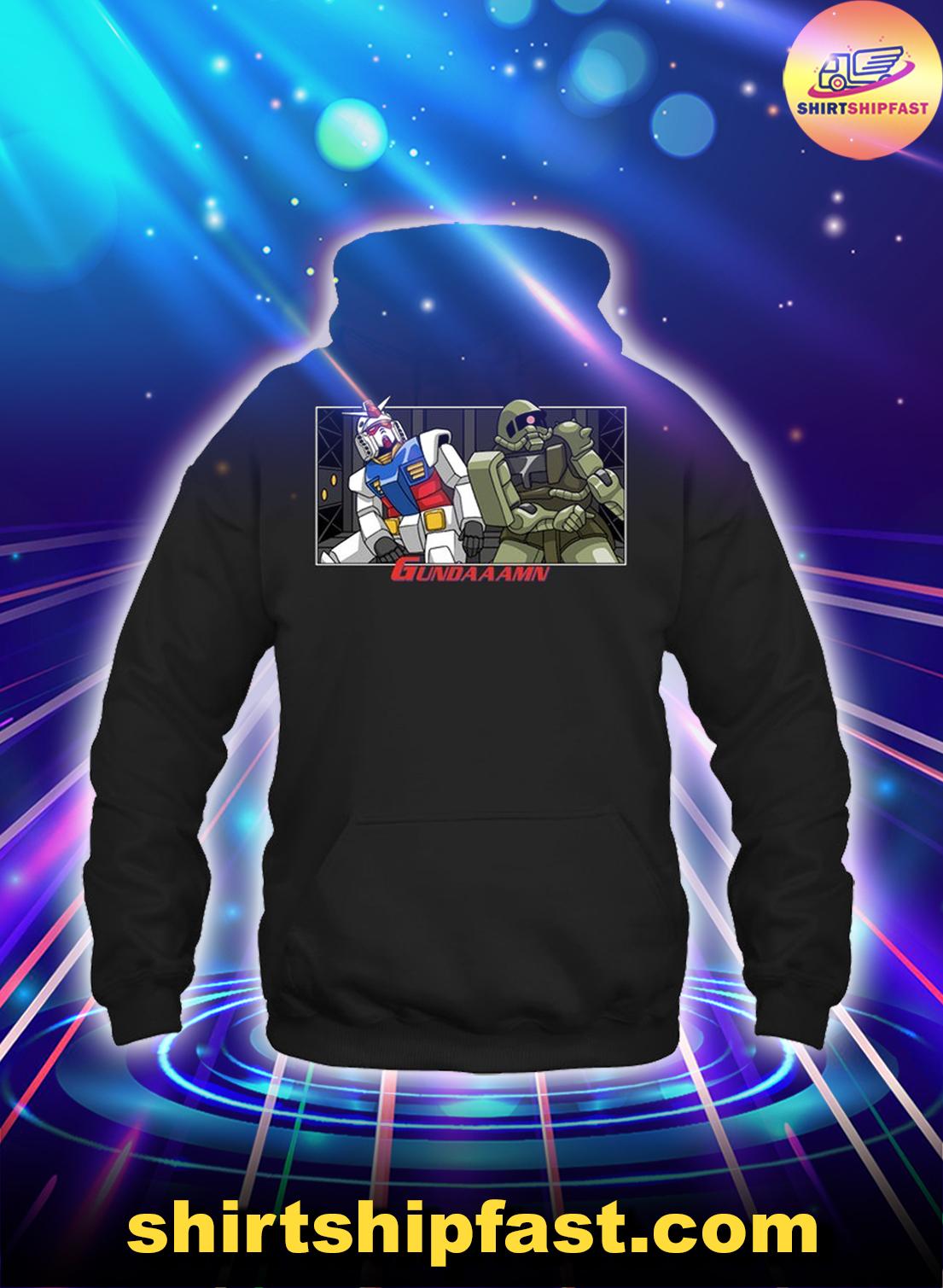 Gundam-Build-Fighters-Gundaaamn-hoodie -1