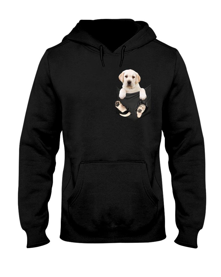 Labrador-Retriever-In-Pocket-Classic-hoodie-2
