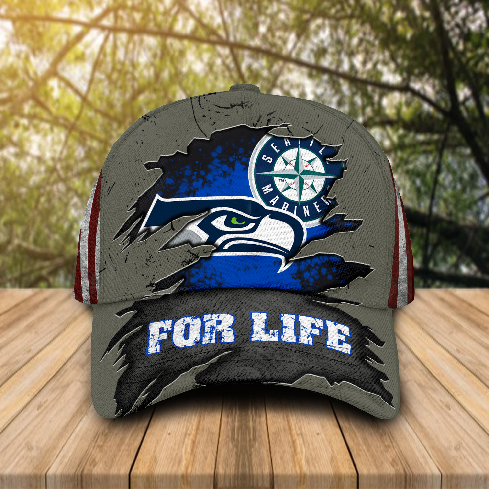 Seattle-Mariners-For-Life-Cap-Hat