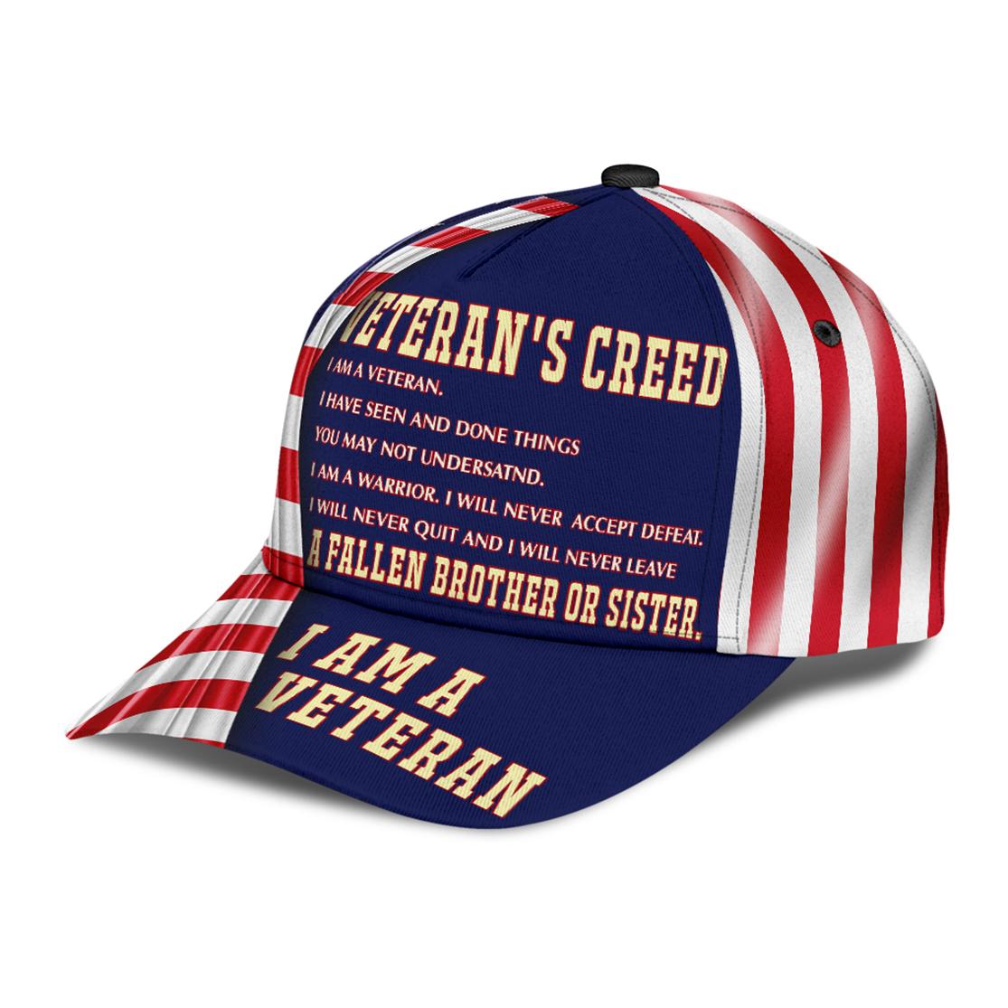 Veterans-creed-I-am-a-veteran-American-flag-cap-hat3