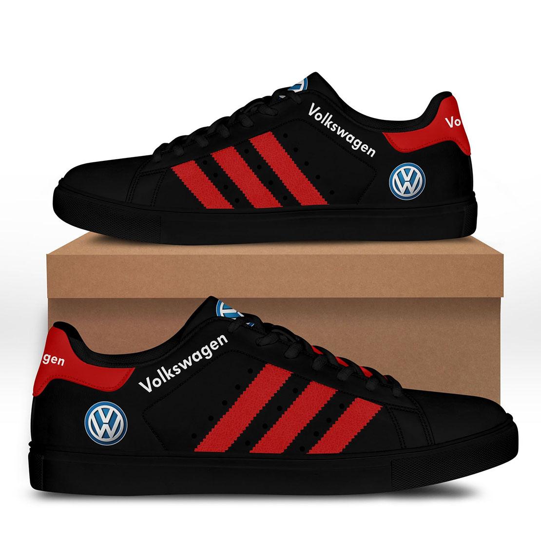 Volkswagen-stan-smith-low-top-shoes2 -2